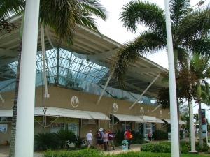 Tourist Drop Off - Information Center, Shops