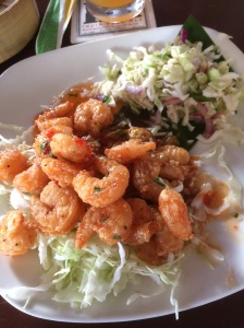 Firecracker Shrimp at Mai Tai Bar