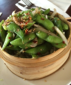 Edamame - or - Tomorrow's Breakfast!