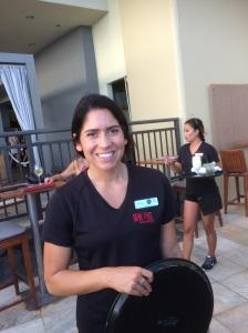 My Waitress, Teresa