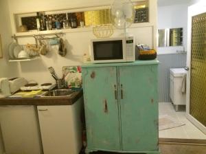 Kitchen and Wardrobe