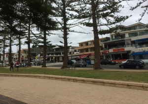 Restaurants at Dee Why Beach