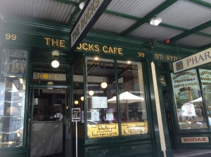 The Rock Cafe