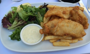 The Rock Cafe Fish & Chips